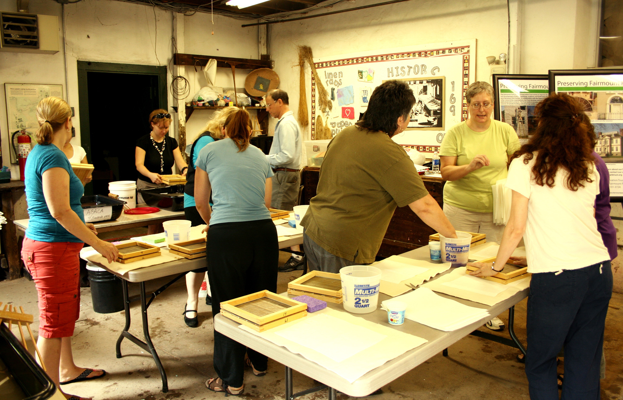 Paper Arts Workshops