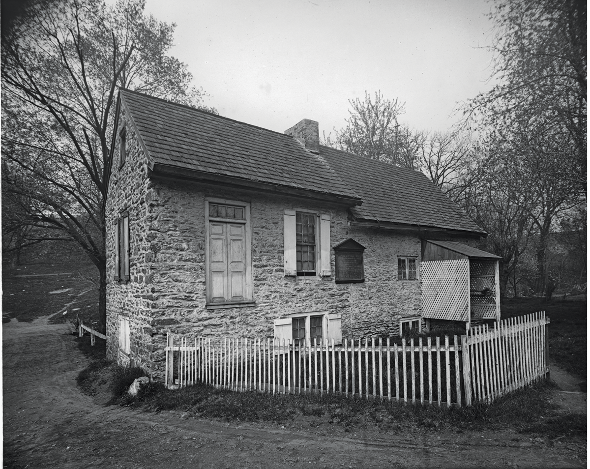 Rittenhouse Homestead, 1905