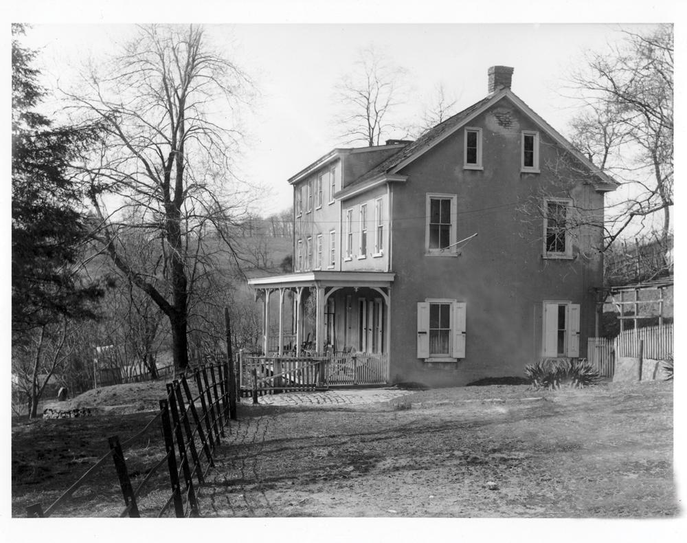 Abraham Rittenhouse Home, 1900