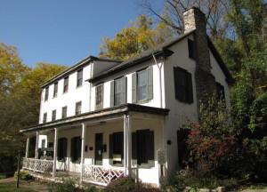 Abraham Rittenhouse Home