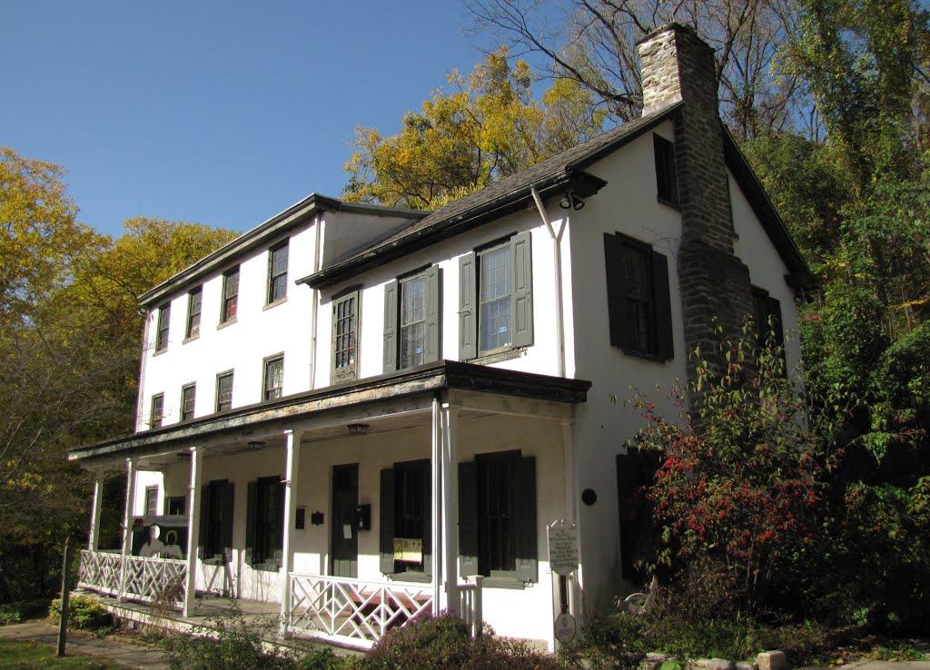Abraham Rittenhouse home, 2010
