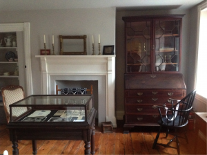 Parlor of the Enoch Rittenhouse Home