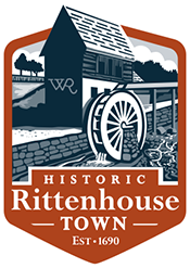 Historic Rittenhouse Town Logo